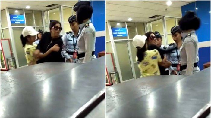 seorang-wanita-yang-mengaku-istri-pejabat-menampar-petugas-avsec-bandara-sam-ratulangi_20170705_181149
