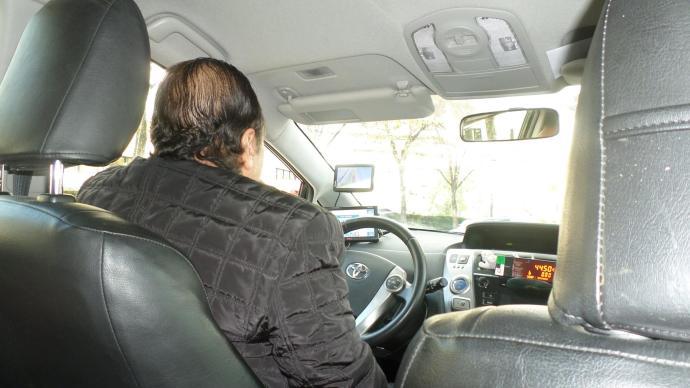 taksi-paris